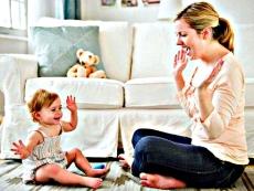 imitación e1395672210202 Autismo: detectando señales de alerta en el hogar