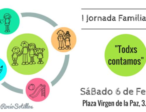 "I Jornada Familia y TEA: ""Todxs contamos"""
