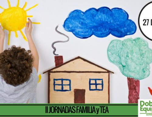 II Jornada Formativa: Influencia del procesamiento sensorial en actividades de vida diaria y en el lenguaje