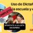 Cartel Taller COMPLETO Uso de DictaPicto en la escuela y el hogar