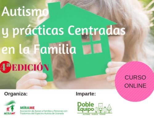 Curso online: Autismo y Prácticas Centradas en la Familia (4ª edición)