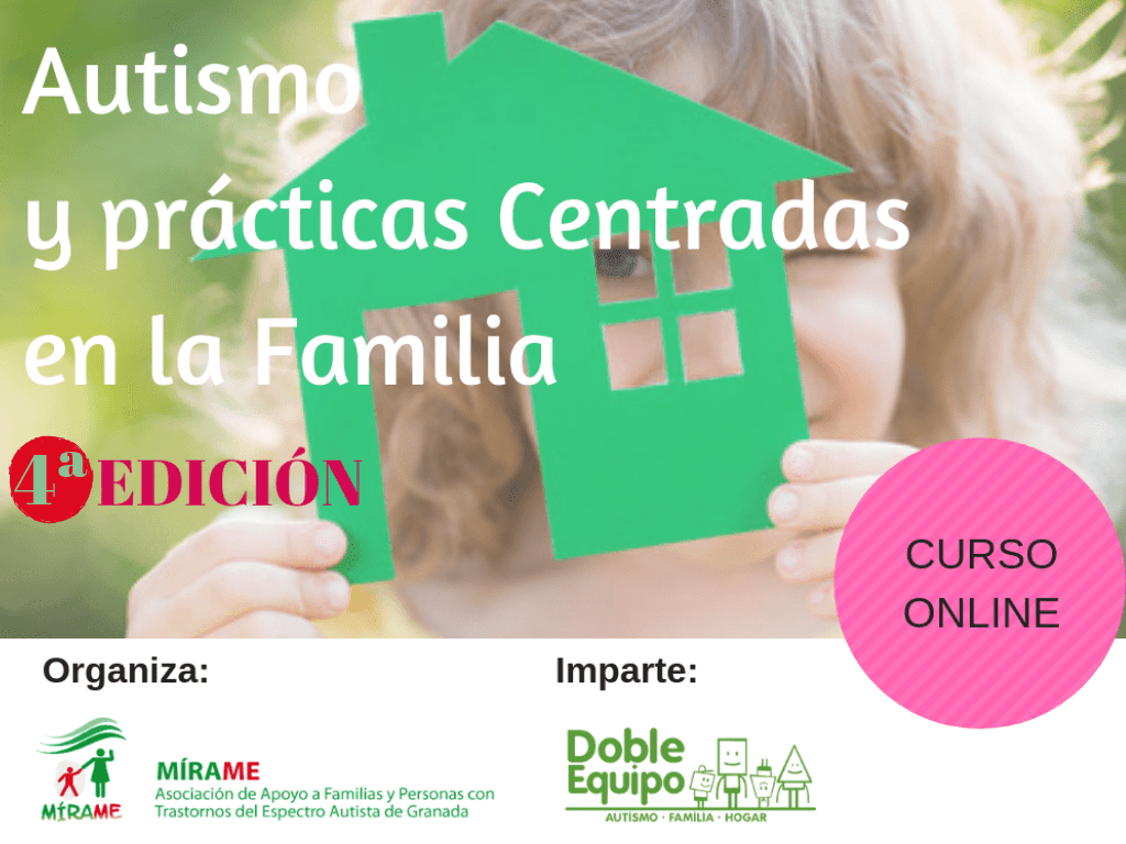curso online Autismo y prácticas Centradas en la Familia
