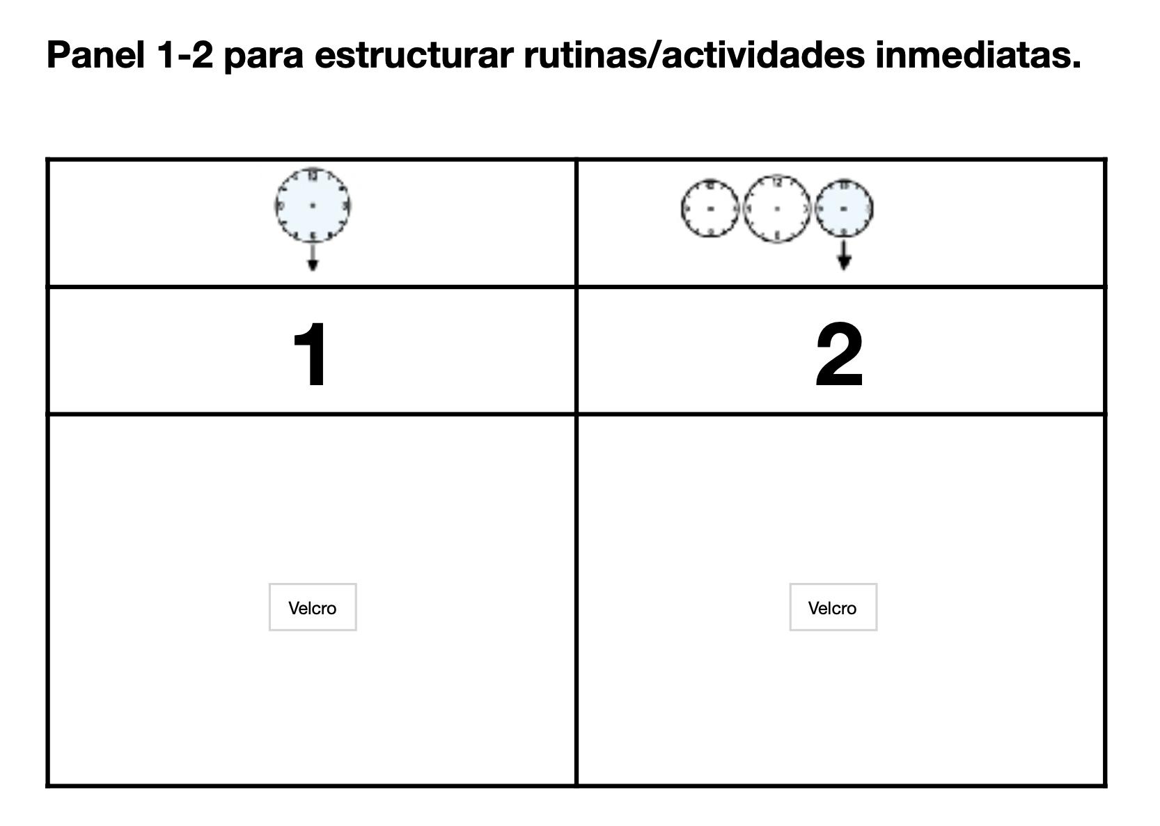 Panel 1-2