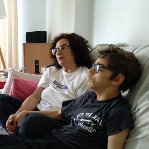 Ana y Pau