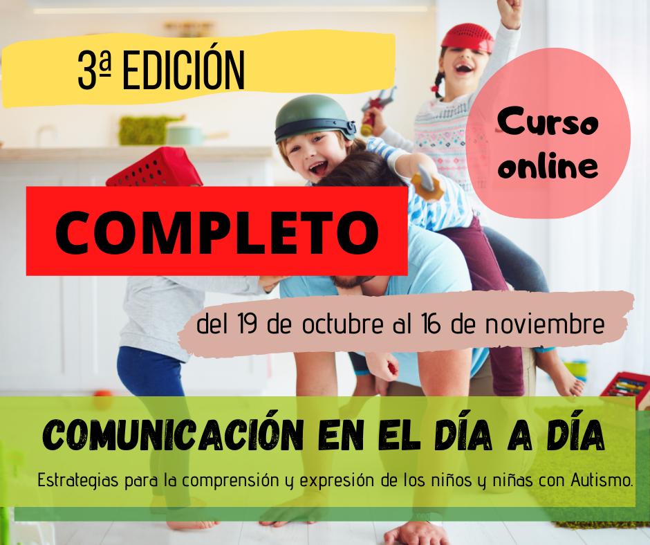 cartel curso comunicación completo