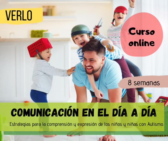 cartel curso comunicación en el día a día
