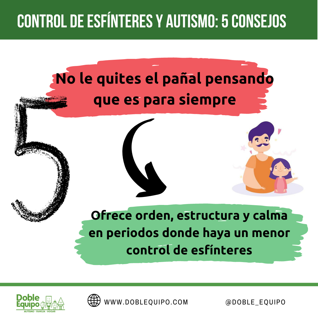 control de esfínteres idea 5